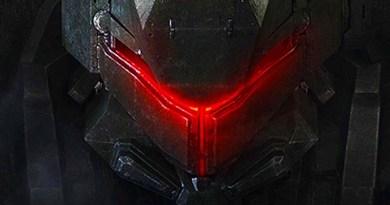 Ilustración de Armored core