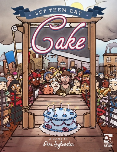 Portada de Let Them eat cake