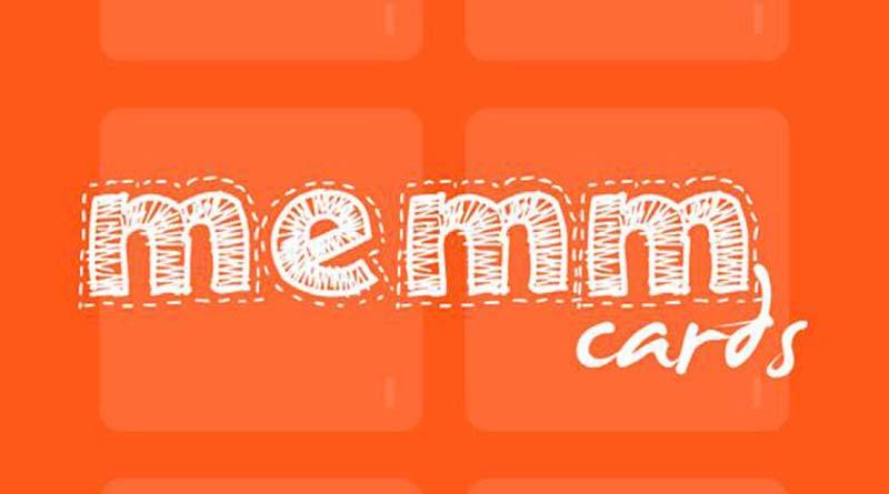 logo de Memm cards