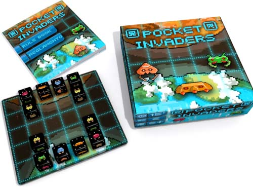 pocket Invaders, novedad de SD Games