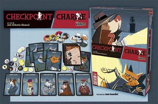Componentes de Checkpoint Charlie