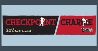 Logotipo de Checkpoint Charlie