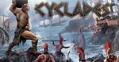 Logotipo de Cyclades