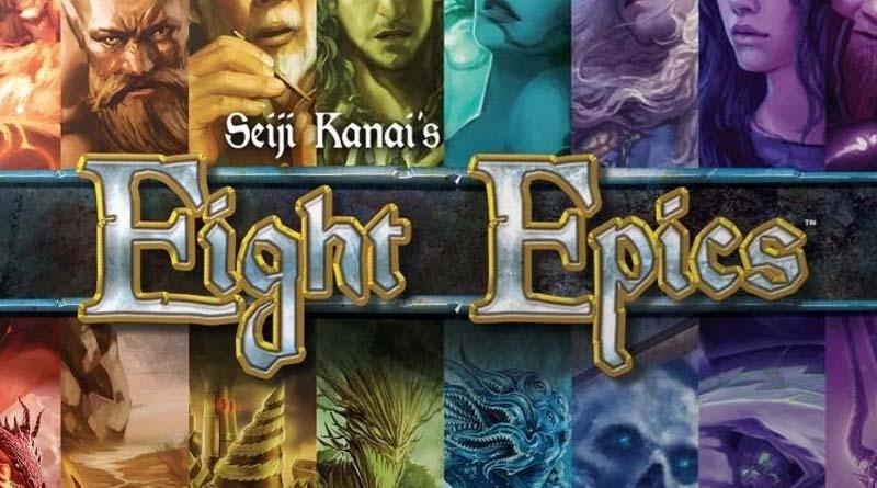 Logotipo de Eight Epics
