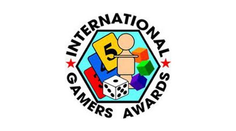 Logotipo de los International Gamers Awards