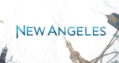 Logotipo de New Angeles