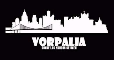Logotipo de Vorpalia editores de WORLDS