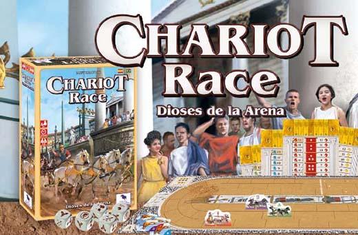 Chariot Race por ediciones masqueoca