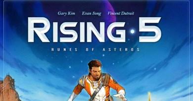 Logotipo de Rising 5
