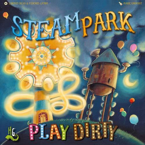 Expansión Plkay Dirty de Steam Park