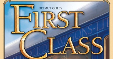 Logotipo de First Class: A Journey On The Orient Express