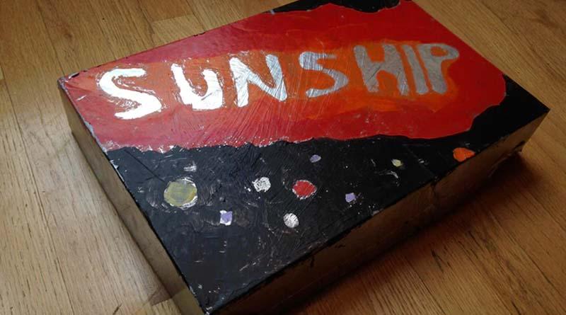 Portada artesanal de sunship