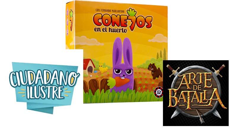 Los tres juegos que se presentarán en jugando en el cultural