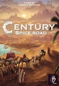 Portada de Century Spice Road de Plan B Games