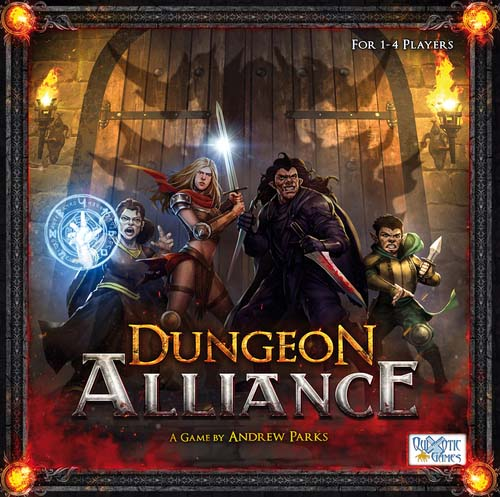 Portada de Dungeon Alliance