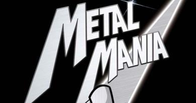 logotipo de metalmania