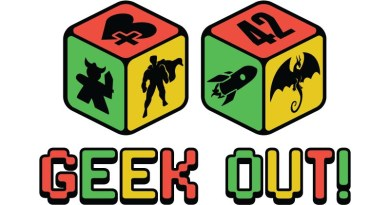 Logotipo de la asociación Geek Out