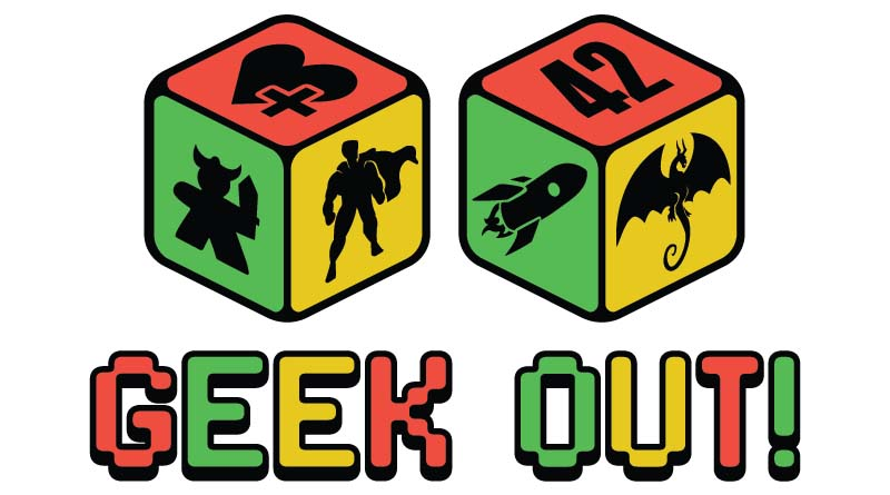 Logotipo de la asociación Geek Out