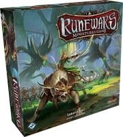 FFG presenta una nueva facción para Runewars Miniatures. Los elfos Latari