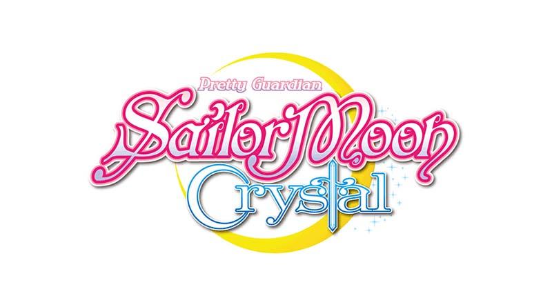 Logotipo de sailor moon Crystal