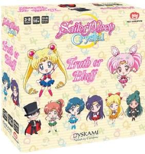 Portada de Sailor moon Crystal Truth or Bluf