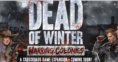 Logotipo de Dead of Winter: warring Colonies