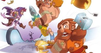 Detalle de la portada de Magic Maze