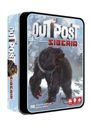 Outpot Siberia, nuevo survival horror del autor de dead of winter