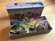 Tiny Epic Scythe, descubre como guardar Scythe en la caja de su expansión