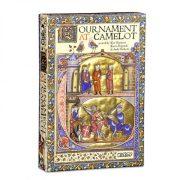 Tournament at Camelot, nuevo juego de cartas de Wizkids games