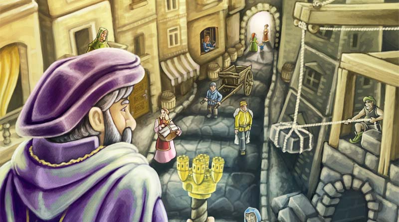 detalle de la portada del juego de z-man games valletta