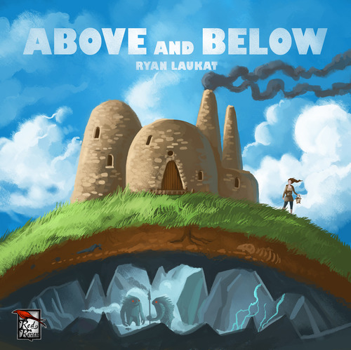 portada de above and below