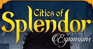 Logotipo de Cities of Splendor