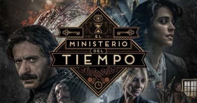 Logotipo del Ministerio del tiempo