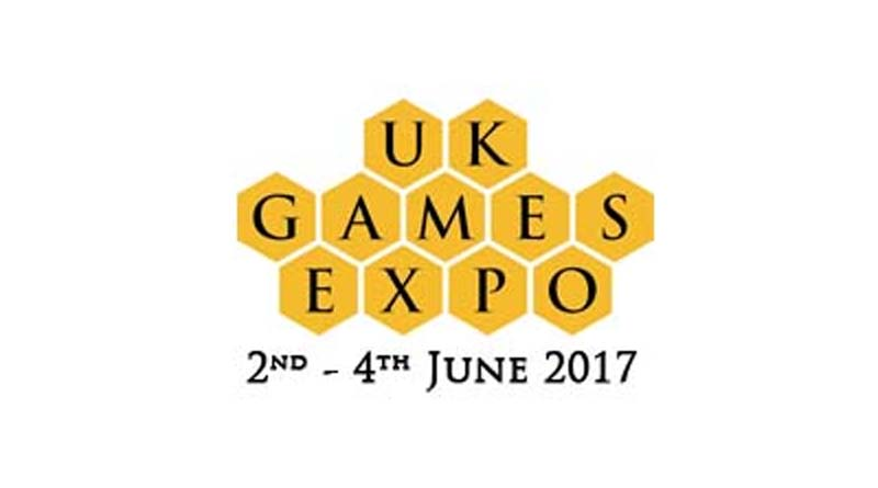 Logotipo de los uk games expo awards 2017