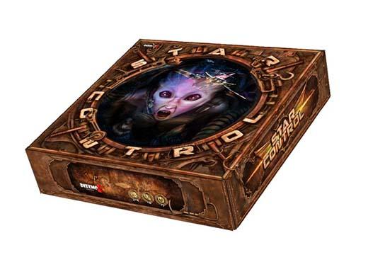 Caja de Star Control