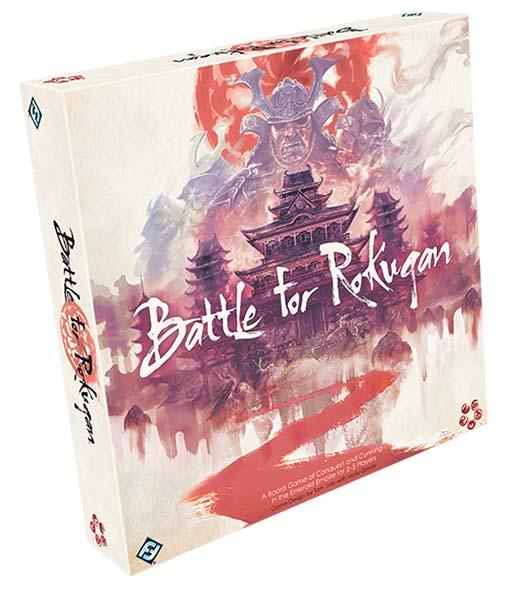 Portada de de battle for rokugan