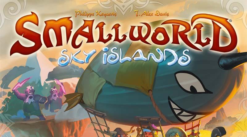 Logotipo de Small World Sky Island