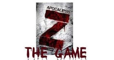 Logotipo del juego de mesa de apocalipsis Z