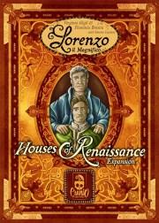 Lorenzo il Magnifico: Casas del Renacimiento en castellano por DMZ Games
