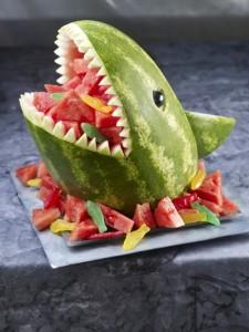 melón tiburón