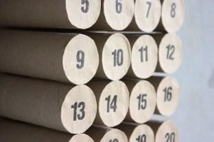 Rollos numerados