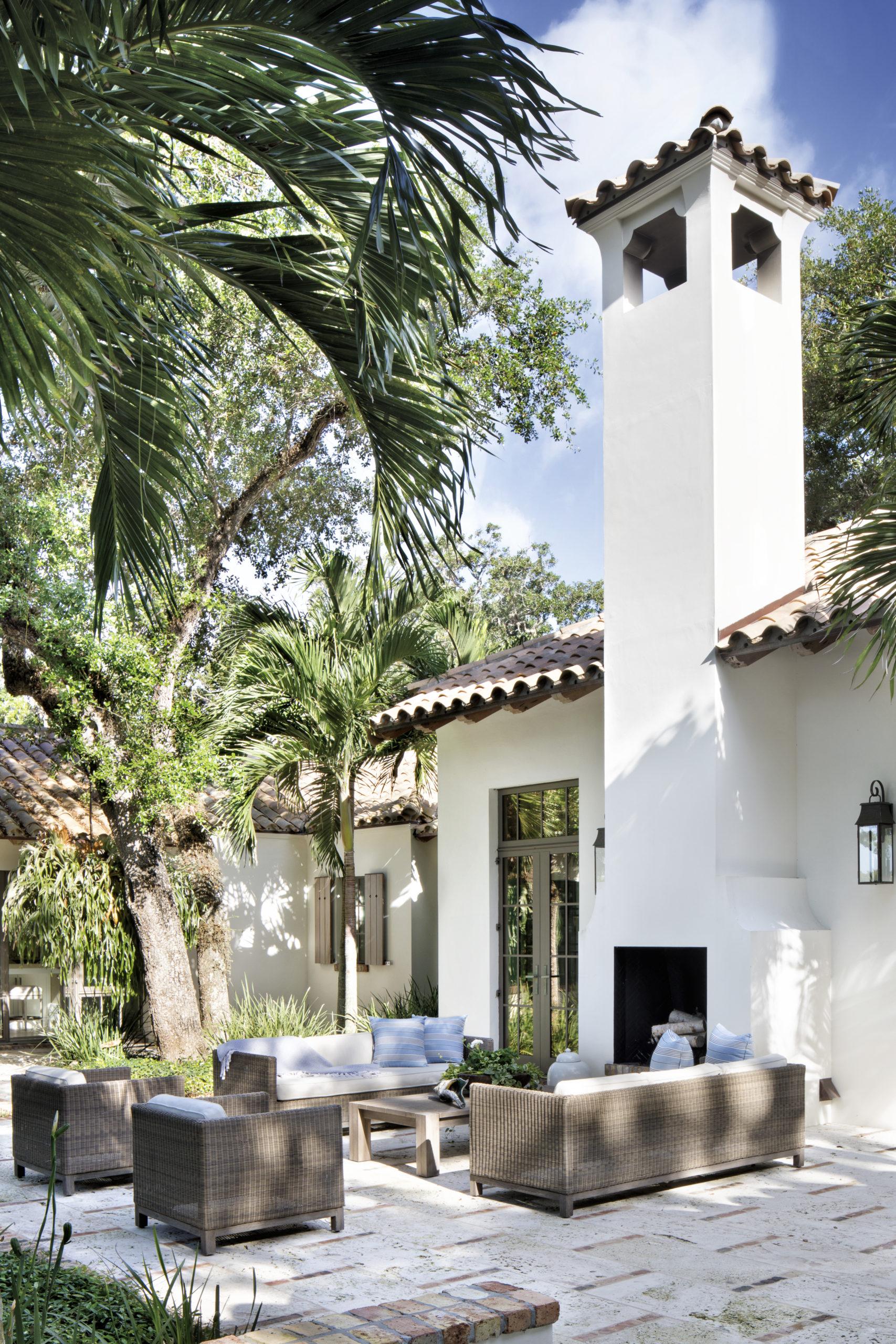 beach residence ludowici roof tile