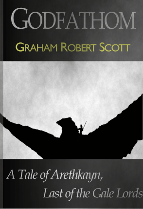 Cover of the novella Godfathom