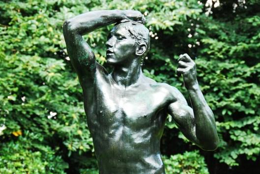 Auguste Rodin - Het Bronzen Tijdperk