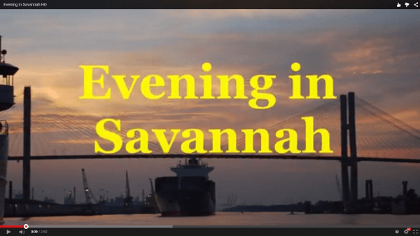 Video-EveningInSavannah-600