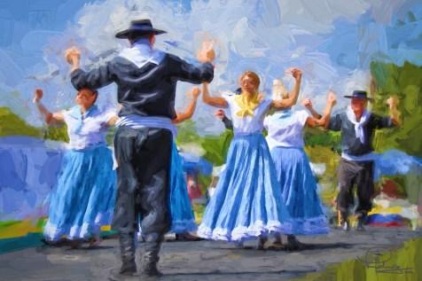 """Spanish Dancers"""