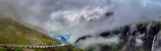 Trollstigen och den långa vägen ner - Roadtrip Norge 2015 - Ludwig Sörmlind