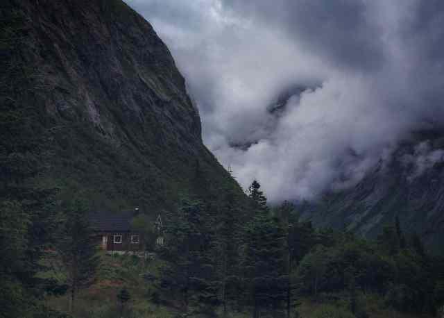 En norsk idyll - Ludwig Sörmlind