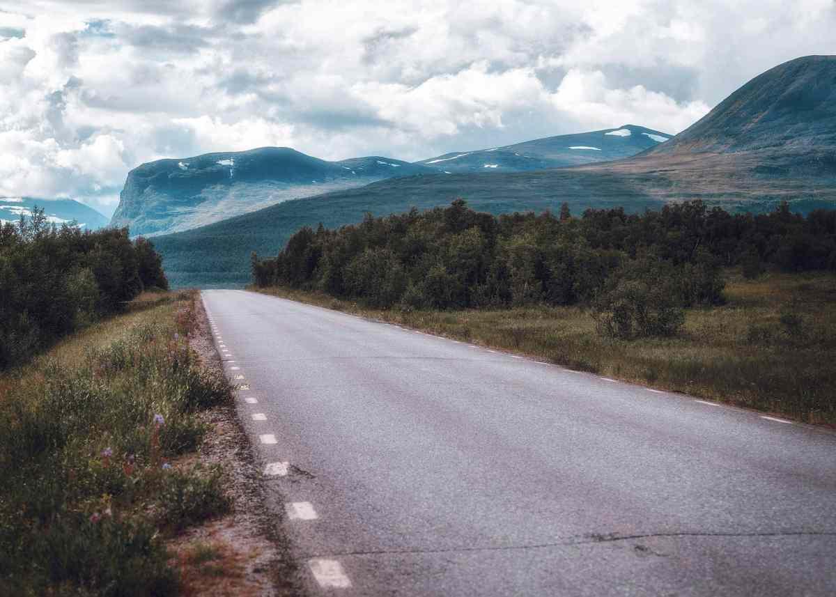 Vägen mot vildmarken - den svenska fjällvärlden